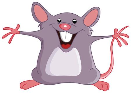 souris: Happy souris