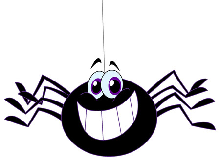 spider cartoon: Spider