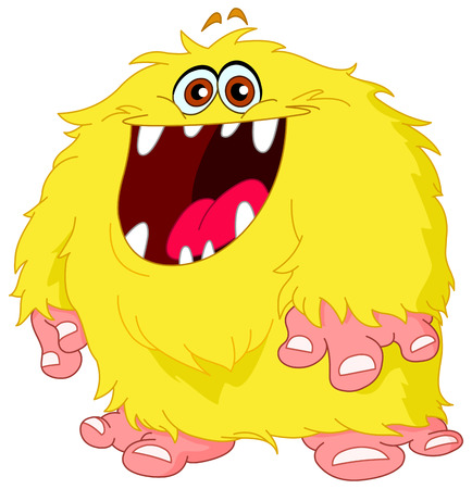 Monstruo peludo