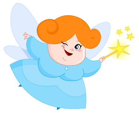 cute fairy: Lovely fairy