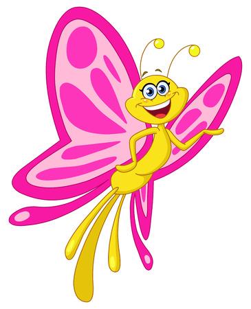tekening vlinder: Vlinder