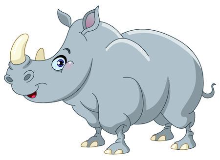 rhinoceros: Rhino