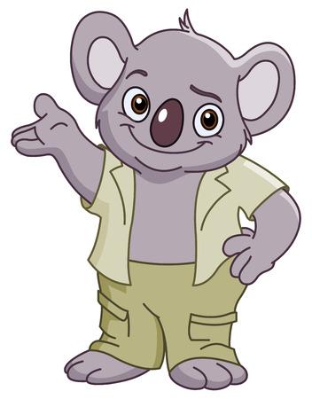 australian animal: Koala