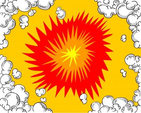 dinamita: Fondo de c�mics