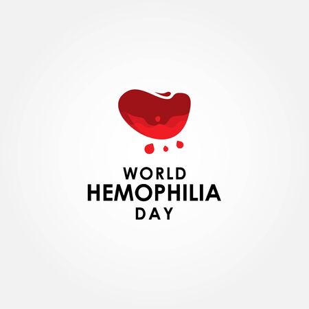 World Hemophilia Day Vector Design Illustration For Humanity Moment