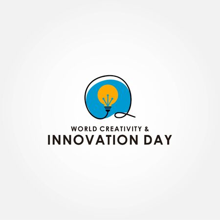 Creativity And Innovation Day Vector Design Illustration For Celebrate Moment