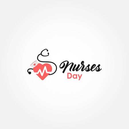 Nurse Day Vector Design Illustration For Celebrate Moment 免版税图像 - 145164187