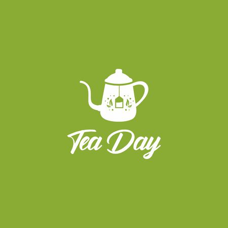 Happy International Tea Day Vector Design Illustration For Celebrate Moment
