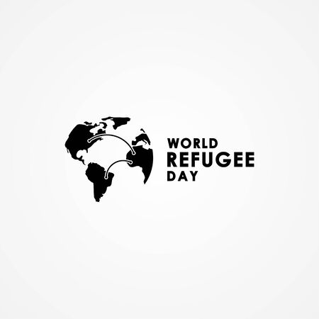 World Refugee Day Vector Design Illustration For International Issue