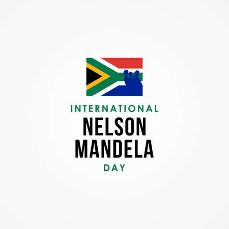 International Nelson Mandela Day Vector Design Illustration For Celebrate Moment