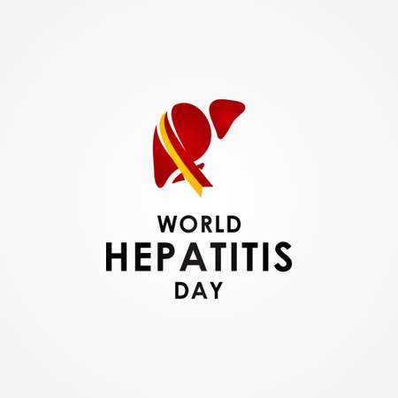 World Hepatitis Day Vector Design Illustration For Celebrate Moment