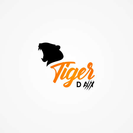 Happy Tiger Day Vector Design Illustration For Celebrate Moment