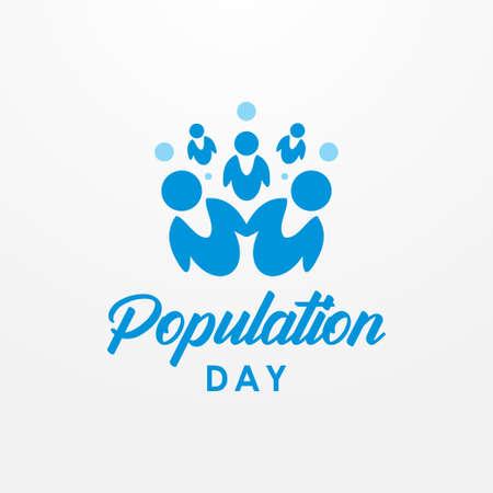 World Population Day Vector Design Illustration For Celebrate Moment