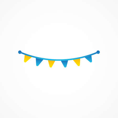 Party Ornament Vector Design Illustration For Banner and Background 矢量图像