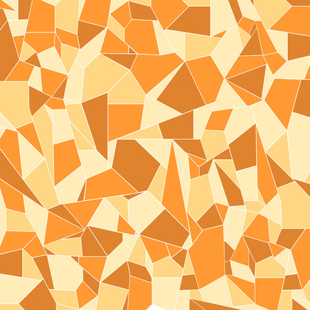 Orange abstraction background Vector