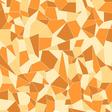 urban sprawl: Orange abstraction background