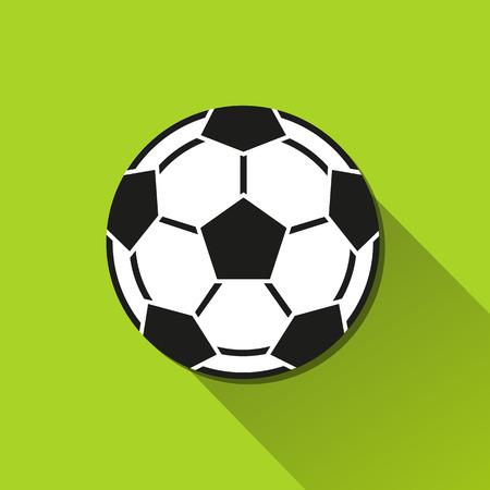 college footbal: Pelota de f�tbol vector