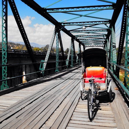 iron: Bridge Cottage Pai in Thailand