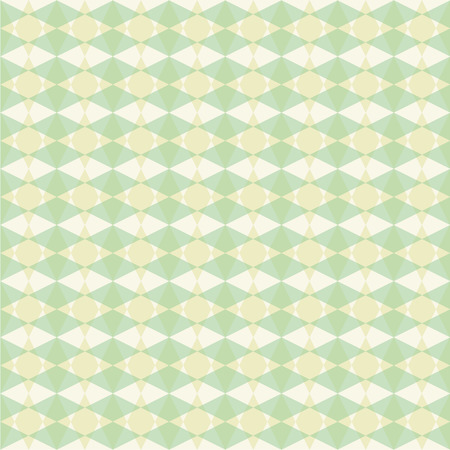 Abstract triangle pattern vintage background Vector