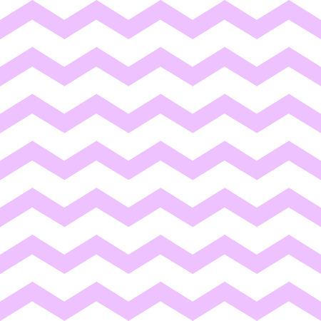 Zigzag chevron grunge violet pattern background Vector
