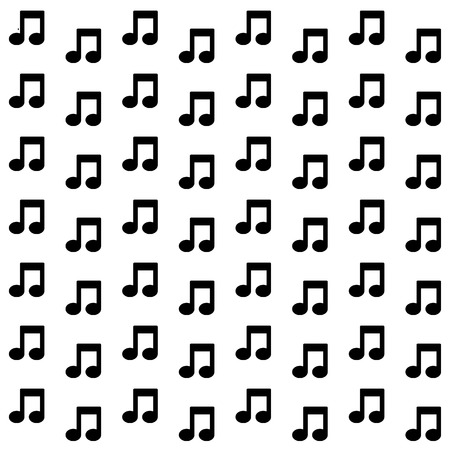 key signature: Background of the musical notes, Vector
