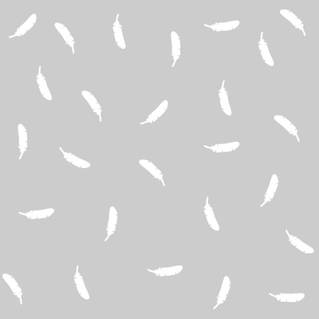 feather vector: Feather vector background with copy space for text, EPS10