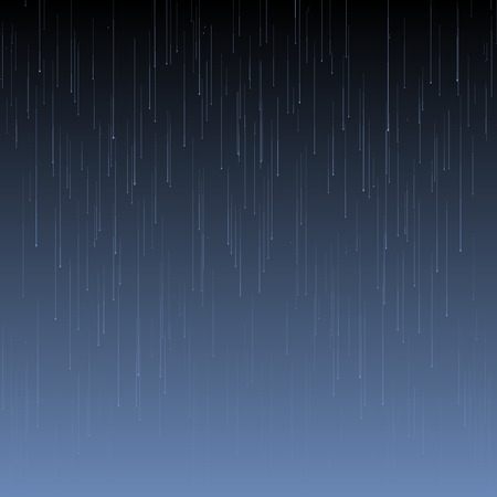 torrential rain: Vector background with rain and waves on the drops.EPS 10