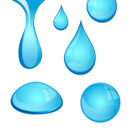 water drop illustration