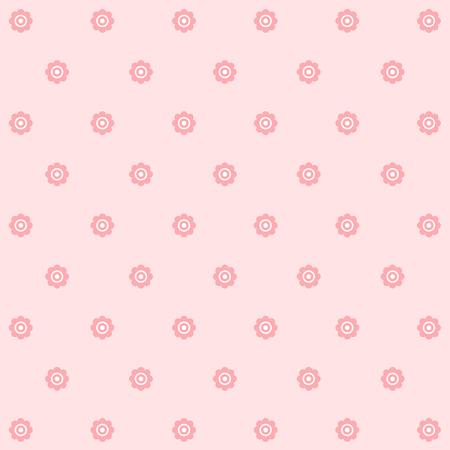 gently: Flower background. Vector illustration Illustration
