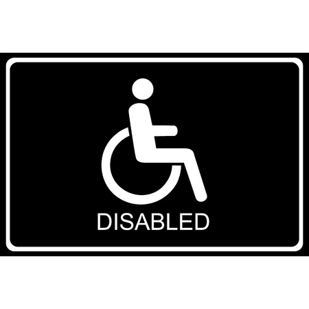 paralyze: Vector disabled handicap icon Illustration EPS10