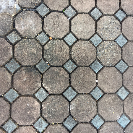 tiled floor: Tiled Floor in Background (Tile) Great For Any Use.