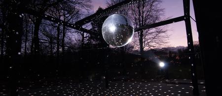 mirrorball: Disco