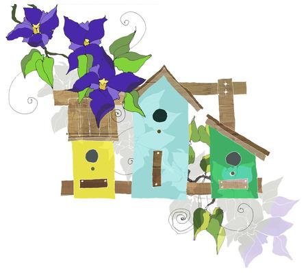nesting: Nesting box
