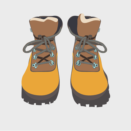 hiking: Tracking boots