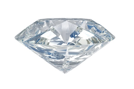 White diamond photo
