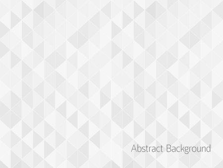 grijs en zilver geometrische achtergrond luxe design Stock Illustratie