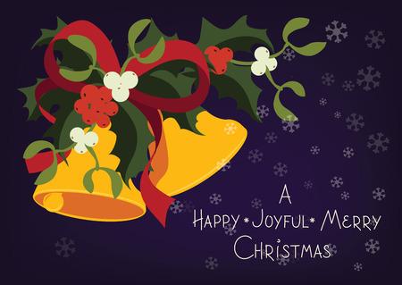 Christmas and holiday season card design 版權商用圖片 - 87568510