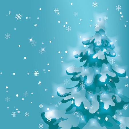 Winter design vector illustration. 版權商用圖片 - 88899766