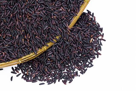Black Jasmine Rice Rice Berry