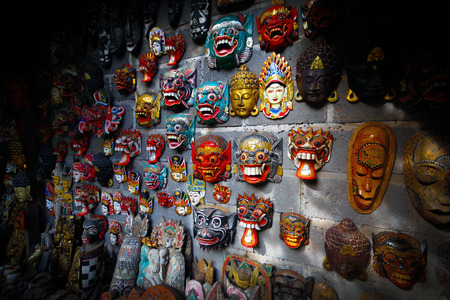 tradition: Bali Mask, Tradition Craft