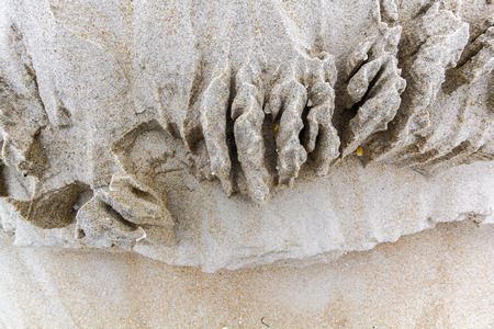 rifts: Abstract texture natural sand layers background