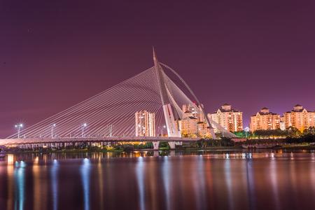 Seri Wawasan Bridge, Putrajaya Malaysia