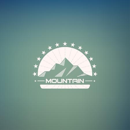 lineart: Mountain lineart