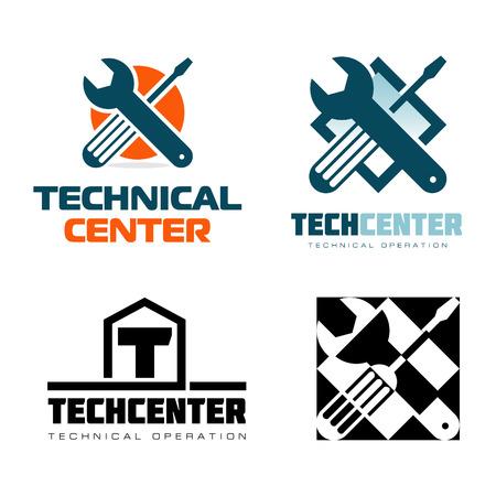 Repair shop. Household appliances repair. Smartphone repair. Repair gadgets. Furniture repair. Car repair. Plumbing repair. Advising. Vector , icon, symbol, sign.