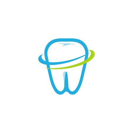 dental clinic: World Dentists Day. Dental clinic Illustration