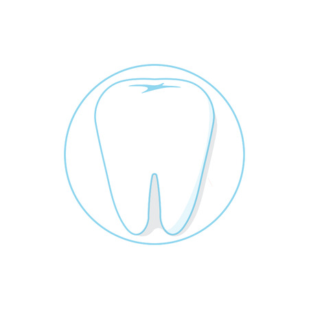 periodontitis: World Dentists Day. Dental clinic Illustration