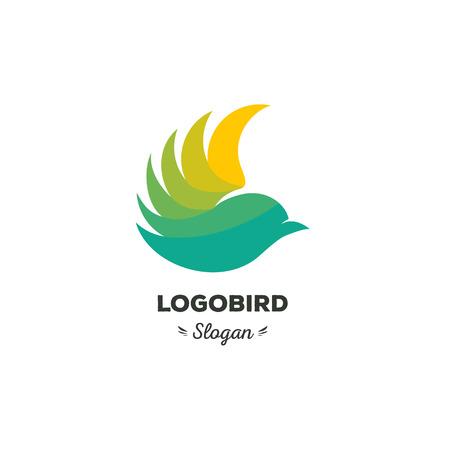chickadee: Fun, beauty, isolated, cartoon, geek tit demonstrates feathers, triangular vector shape, minimalism stilish stylized