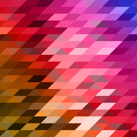 overlays: Isolated abstract colorful lowpoly designed vector background. Polygonal elements backdrop. Translucent overlays wallpaper. Decorative tile illustration.