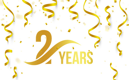 2nd business anniversary stock photos royalty free 2nd business