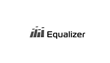 Music sound wave audio digital equalizer technology, console panel, pulse musical, vector illustration. Çizim